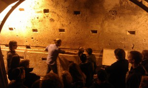 One of Herod's building blocks.