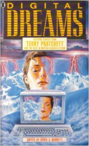 Cover of Digital Dreams, edited by David V. Barrett
