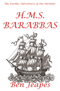 H.M.S. Barabbas cover