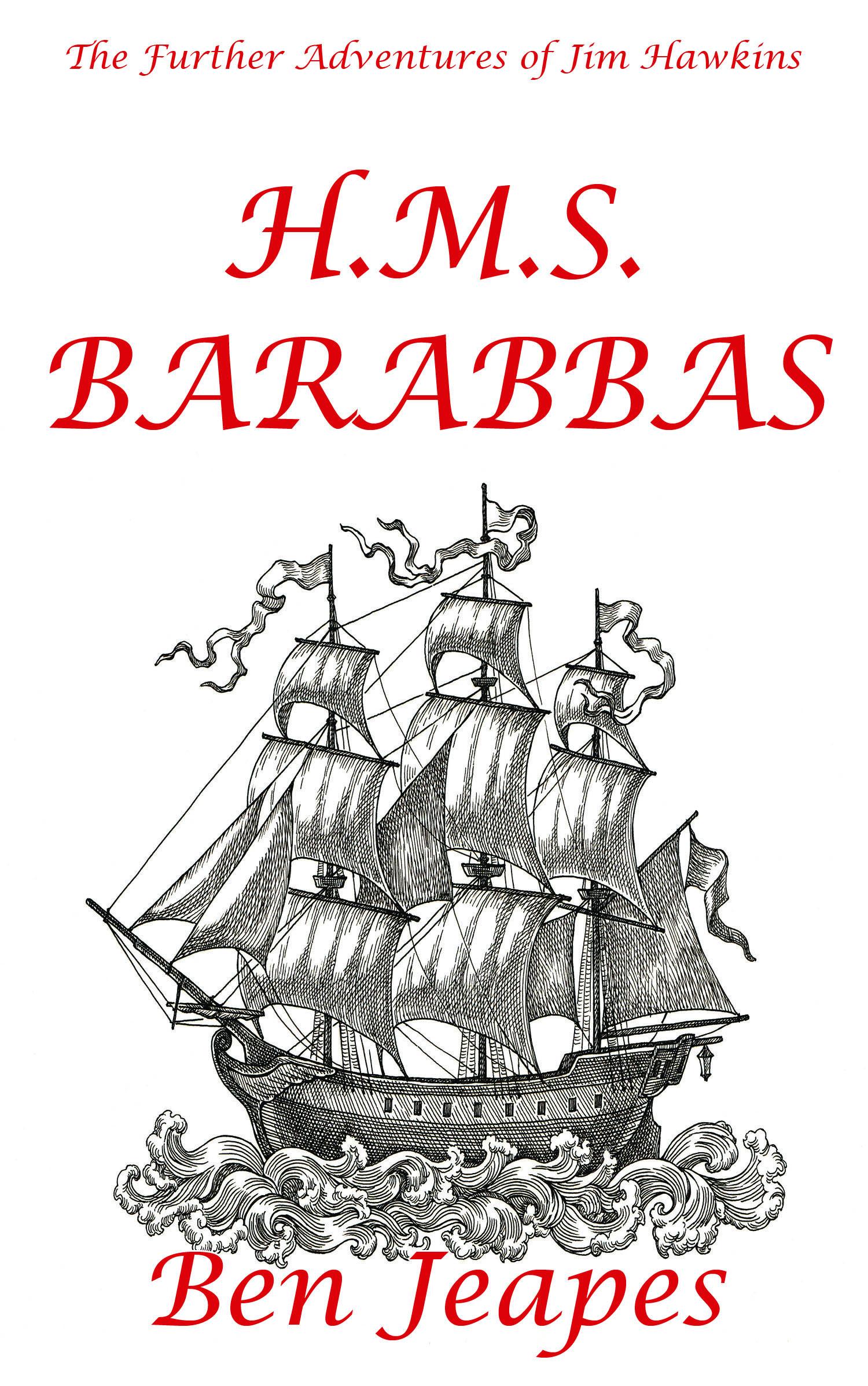 HMS Barabbas cover